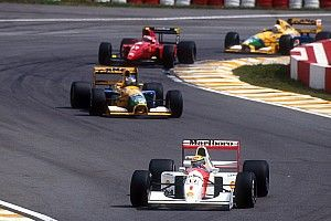 How Senna enraged an unknowing Schumacher in Brazil