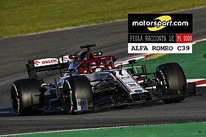 Video, Piola racconta le Formula 1 2020: Alfa Romeo C39