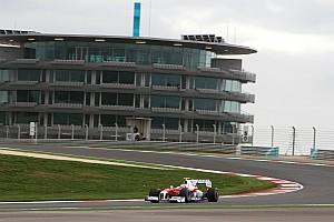 Le circuit de Portimão homologué pour la F1