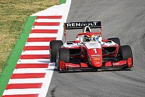 Протеже Renault выиграл гонку Формулы 3 после десяти стартов без побед