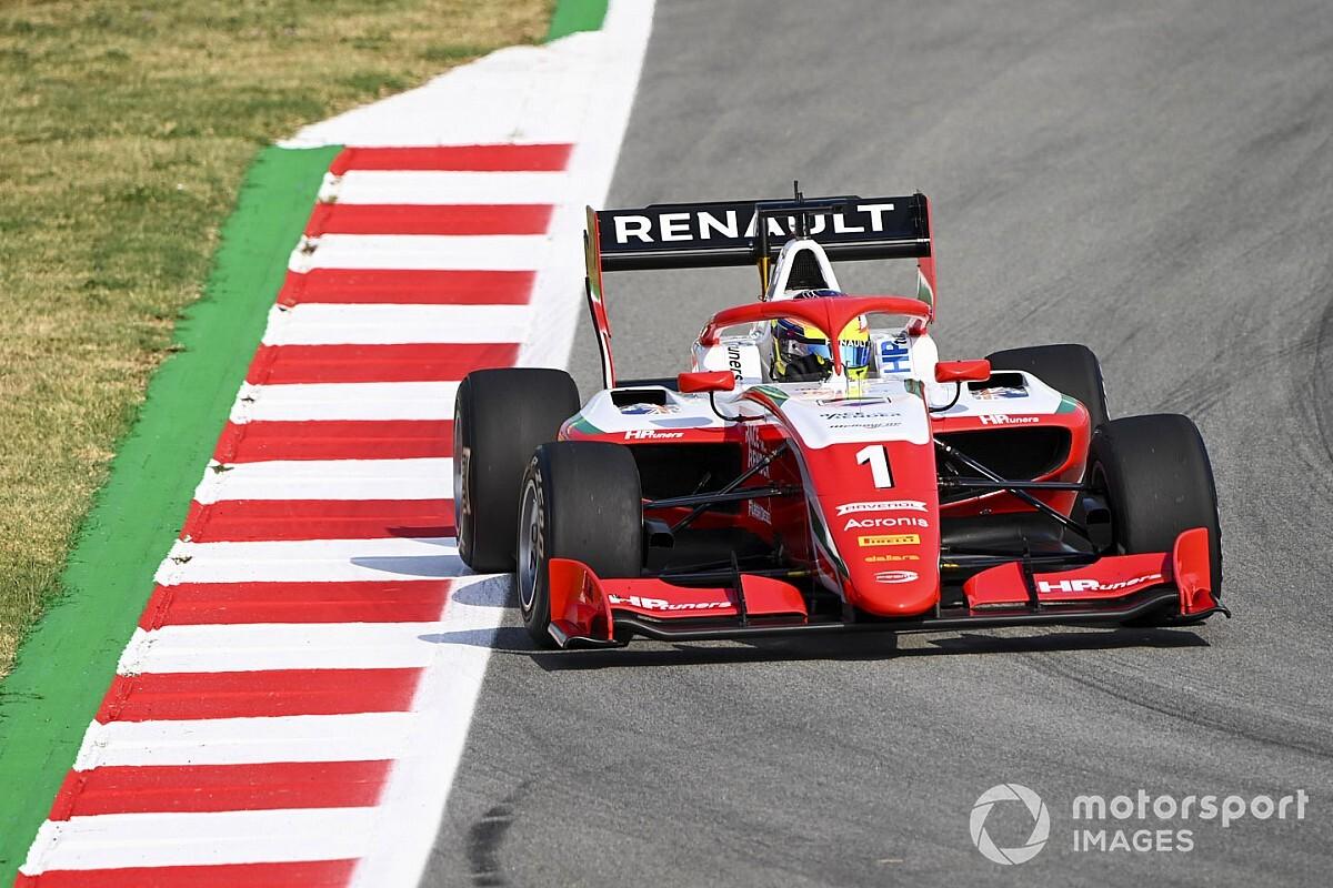 Barcelona F3: Prema's Piastri wins second race