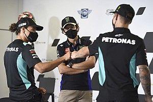 Motor Petronas SRT Rossi Bocor dalam Bentuk Miniatur