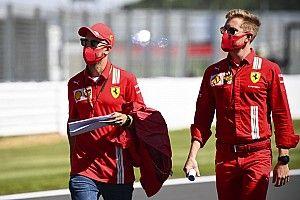 Vettel sejtelmes választ adott arra, hogy 2021-ben vagy 2022-ben a rajtrácson lesz-e