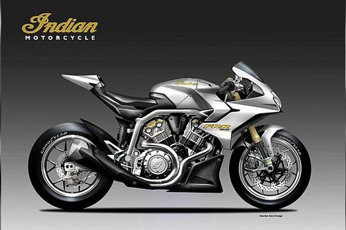 What Would Happen If Indian Made A Sportbike?
