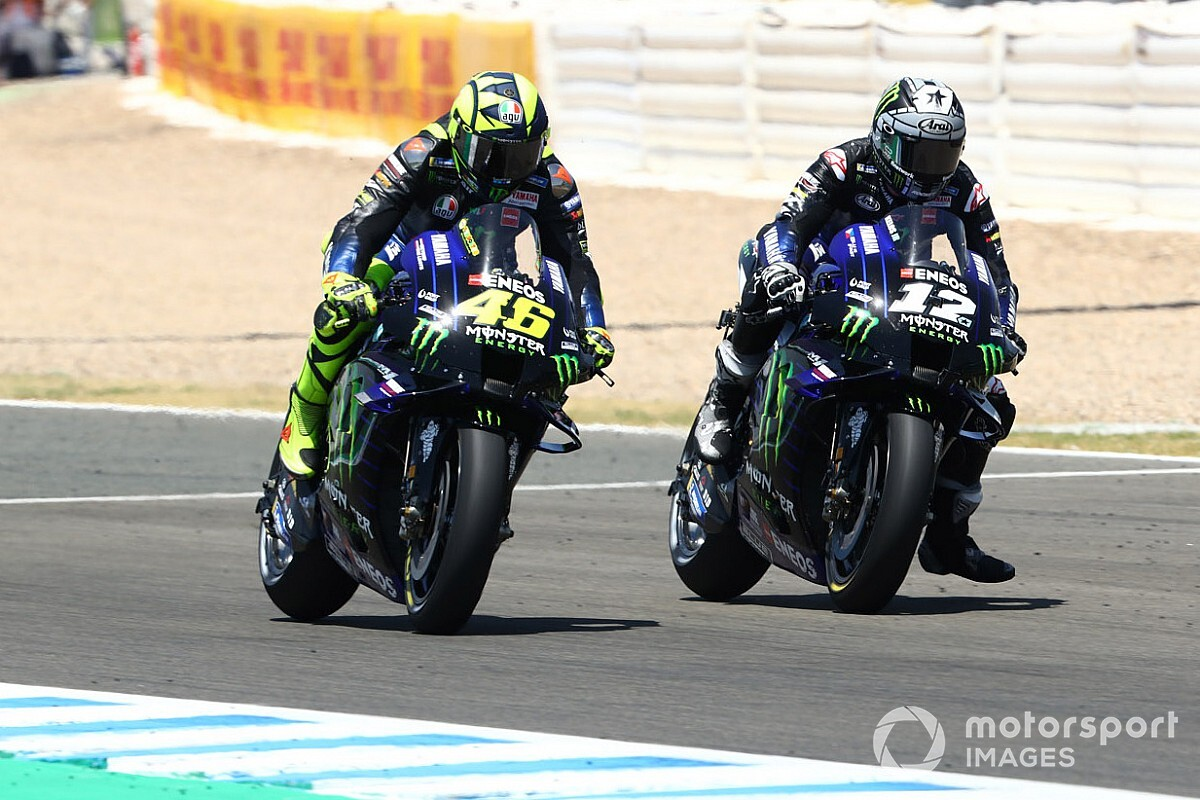 "Spanish GP result made Rossi ""worried"" about MotoGP future"