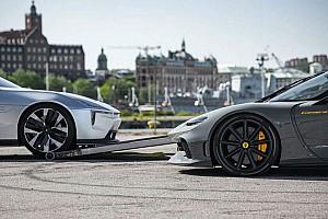 Koenigsegg e Polestar annunciano l'avvio di una collaborazione