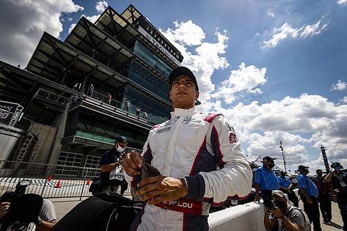 """Palou: """"Voy a intentar ganar la Indy 500"""""""
