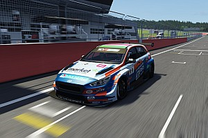 TCR Europe: la SIM Racing Series riprende con la rincorsa a Nagy