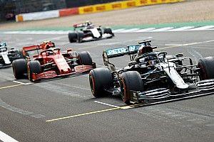 Así queda la parrilla de salida de Gran Bretaña F1 tras las investigaciones