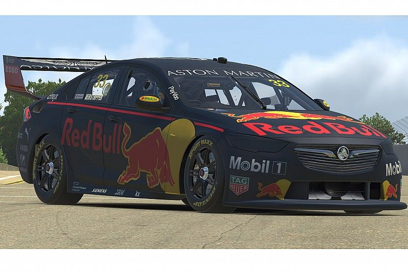 Verstappen unveils F1-inspired livery for Supercars race