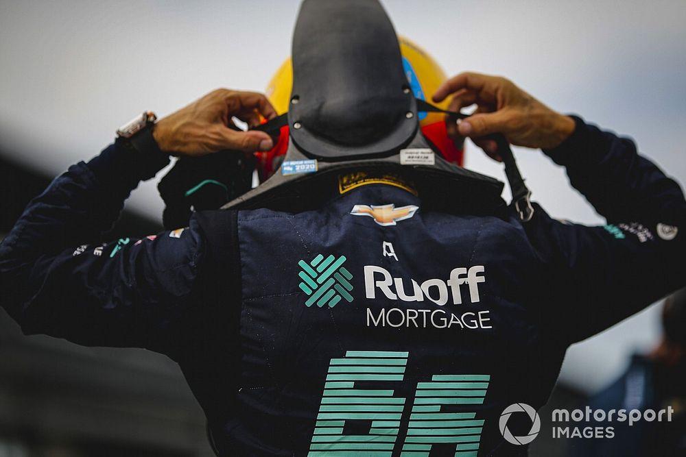 Todas las fotos de Fernando Alonso en la Indy 500 2020