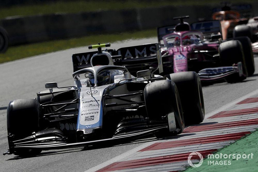Racing Point et Williams veulent aussi faire appel du jugement sur la RP20