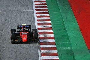 Другович одержал победу в свой дебютный уик-энд в Формуле 2