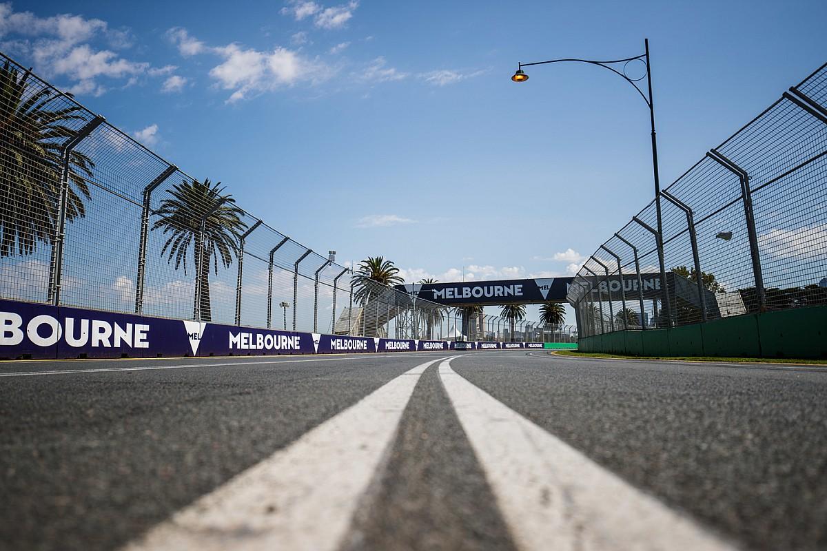 Albert Park F1 layout changes explained