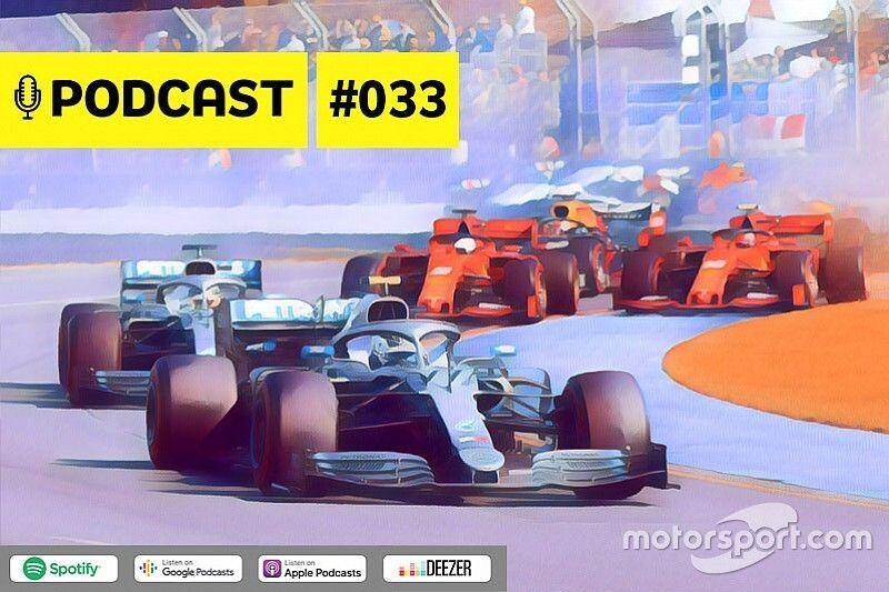 Podcast #033 - A abertura da F1 2020 e o retrospecto de Prost contra Senna na chuva