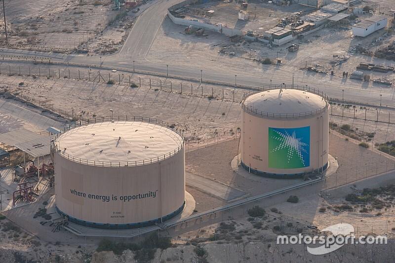 Formule 1 gaat grote samenwerking aan met Saudi Aramco