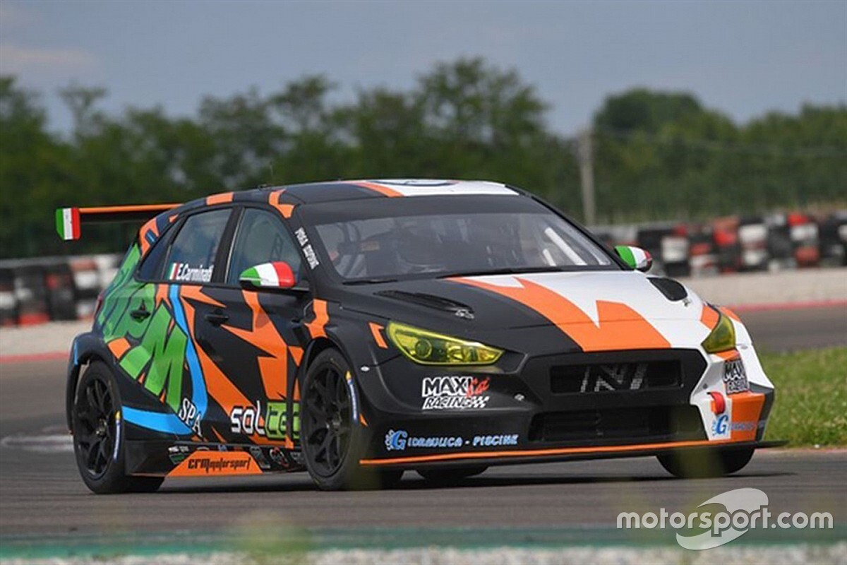 TCR Italy: Ettore Carminati al debutto con la Hyundai
