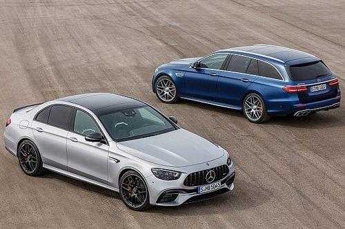 Nuova Mercedes-AMG E 63, berlina e super wagon da 571 a 612 CV