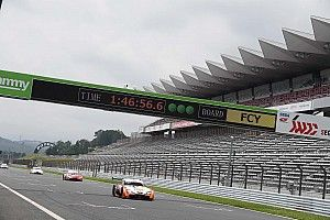 Super GT gives green light for FCY to be used at Fuji