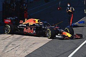 In beeld: Zo verliep de filmdag van Red Bull op Silverstone