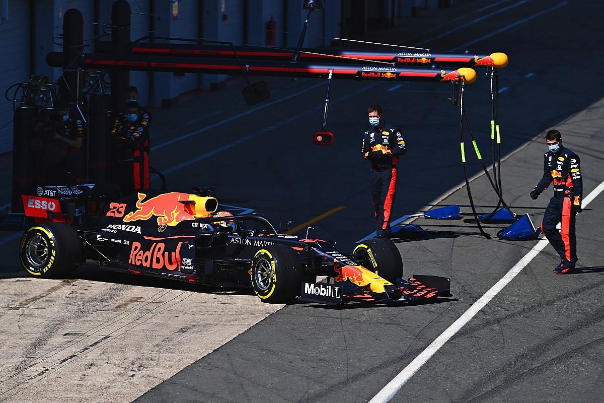 Red Bull estrenará evolución del motor Honda en Austria