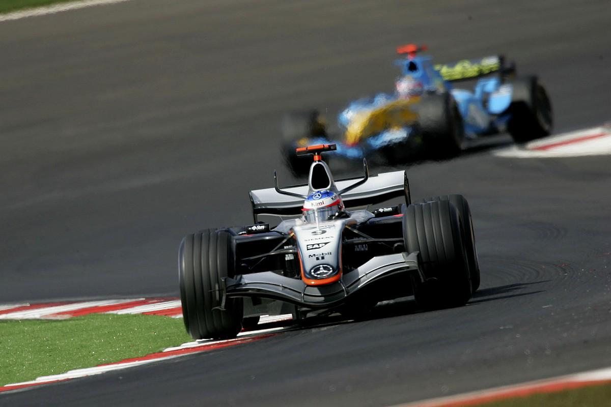 Il y a 15 ans : Räikkönen premier vainqueur en Turquie