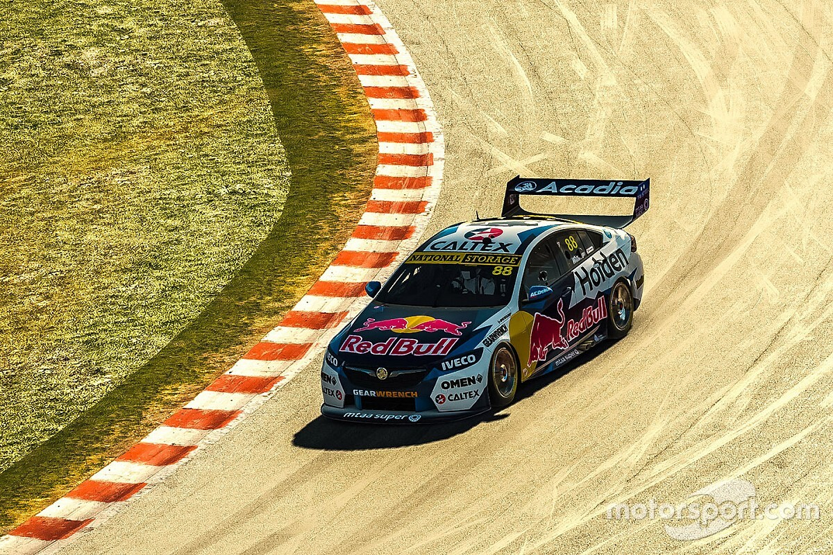 Van Gisbergen storms to COTA pole