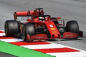 """Vettel sai otimista de treino e diz que Ferrari é um """"carro diferente"""" após atualizações"""