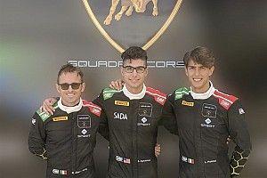 GT Italiano: Leonardo Pulcini completa il trio Lamborghini-VSR