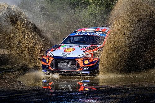 WRC, Rally Messico, PS17: Tanak scatenato, Suninen trema