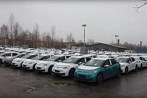 A Teslától ellesett trükkel bonyolítja le az ID.3 vásárlásait a Volkswagen