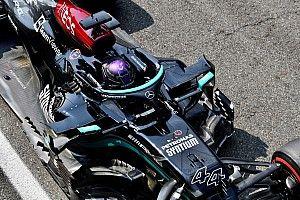 Hamilton o incydencie, kara dla Verstappena
