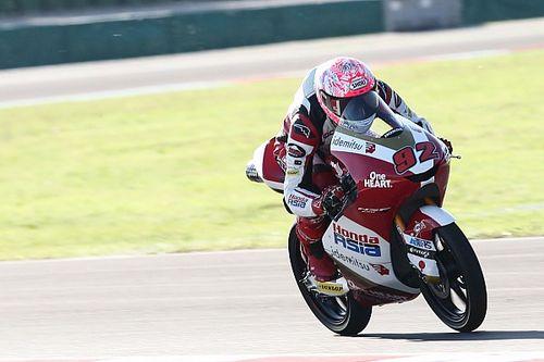 Sebabkan Surra Kecelakaan, Kunii Didiskualifikasi dari Moto3 San Marino