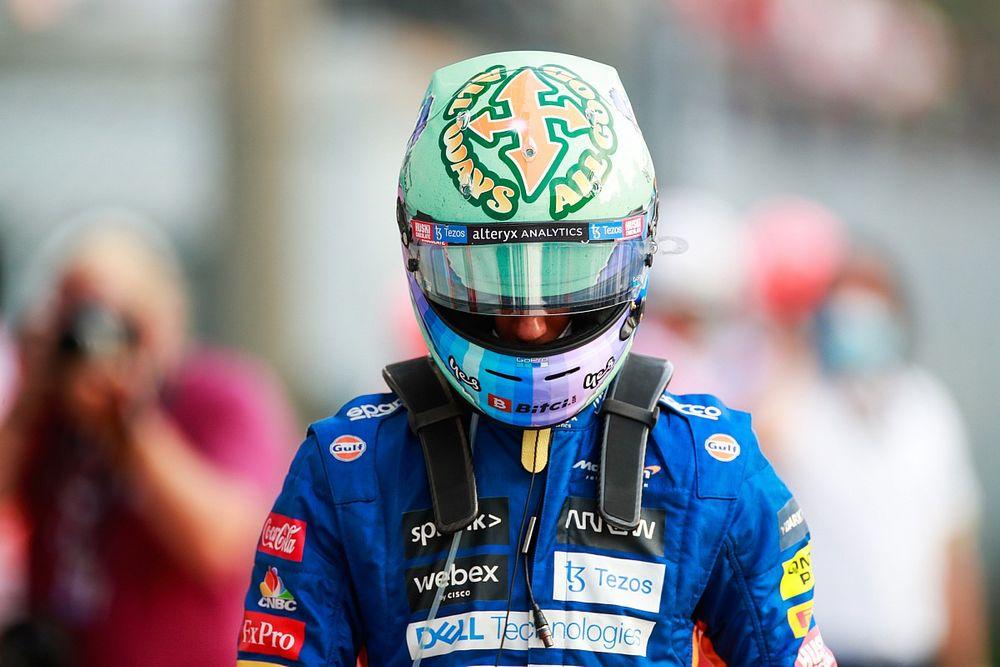 Ricciardo: ''Sprintte beşinci olmak istemiyorum''