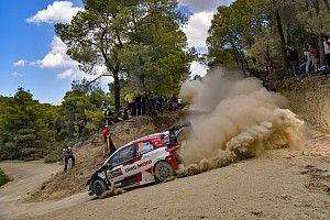 WRC, Rally Acropoli, PS10: poker di Rovanpera