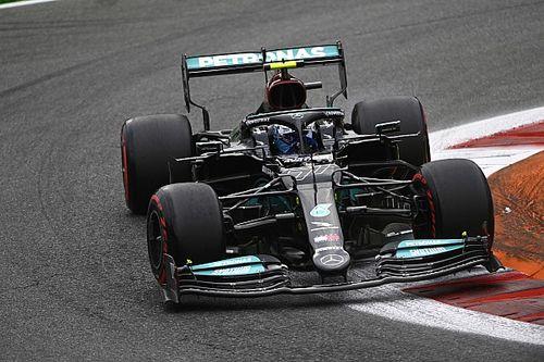 F1 Italian GP: Bottas beats Hamilton in Friday qualifying