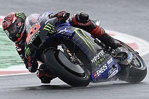 """Quartararo: """"Zero feeling con la Yamaha nelle curve veloci"""""""