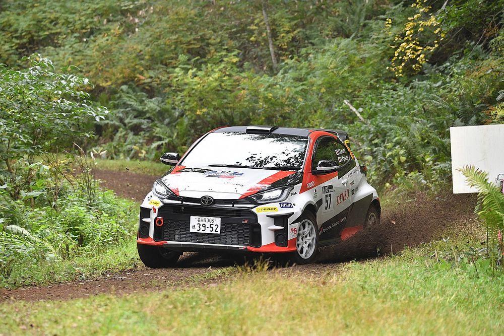 全日本ラリー第9戦:勝田範彦がGRヤリスでグラベル2連勝、スバルWRX勢に再び土