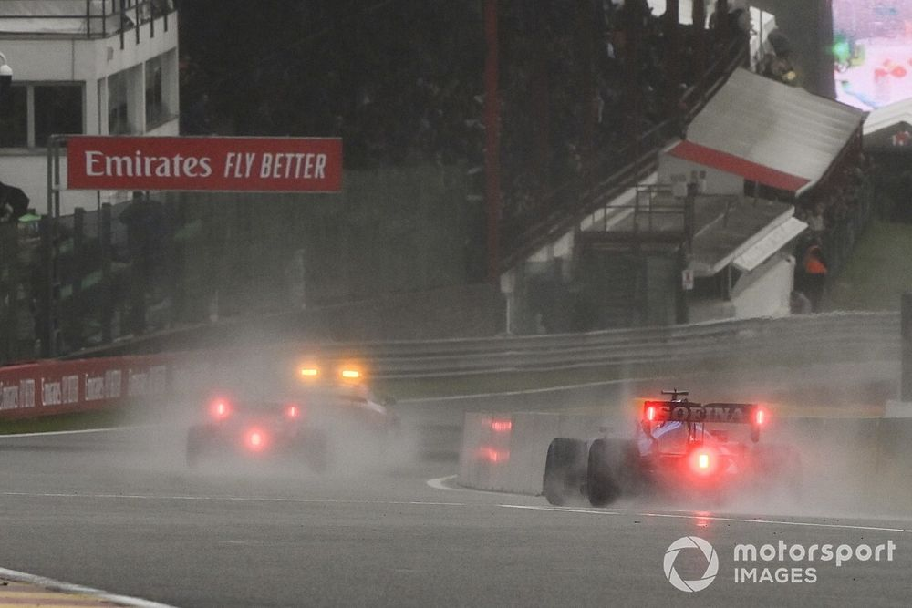 How a 40-year-old rule turned F1 on its head at Spa