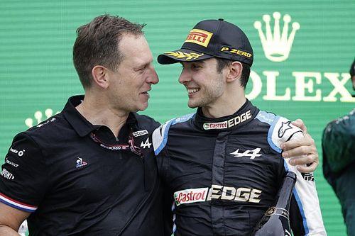 Comment le nouveau vainqueur en F1 a conquis Alpine