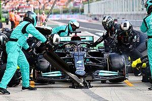 Wolff staat achter beslissing om Hamilton niet binnen te halen voor herstart