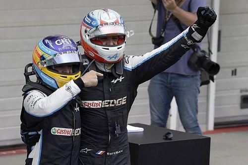 """F1 - Ocon diz que alertas sobre Alonso se mostraram errados: """"Formamos uma grande dupla"""""""
