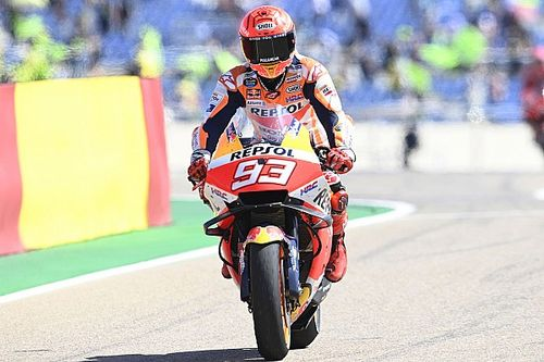 Puig: Marquez's injury won't change Honda's MotoGP bike philosophy