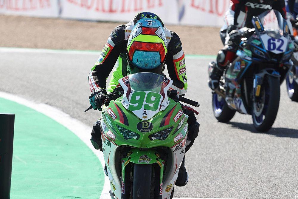 Magny-Cours Supersport 300: Huertas yine kazandı, Bahattin düştü!