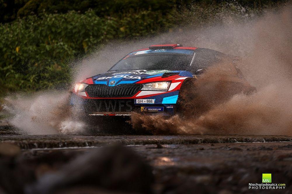Marczyk i Gospodarczyk na trasach WRC