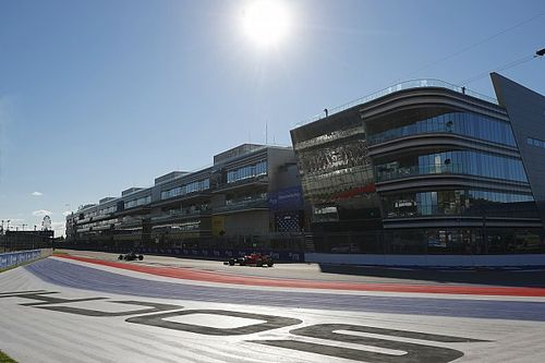 Live: Follow the Russian GP as it happens