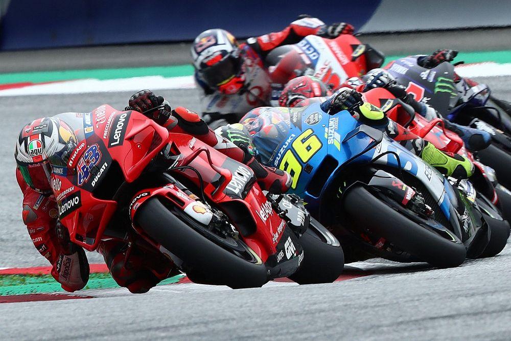 Yamaha между Ducati: стартовая решетка Гран При Австрии