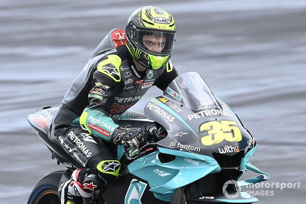 Crutchlow hopes MotoGP grid pressure organisers if Styrian GP is too wet