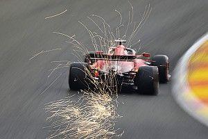 Leclerc doit changer de châssis après son crash des EL2