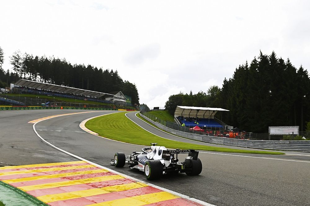 Belgian Grand Prix qualifying – Start time, how to watch, channel